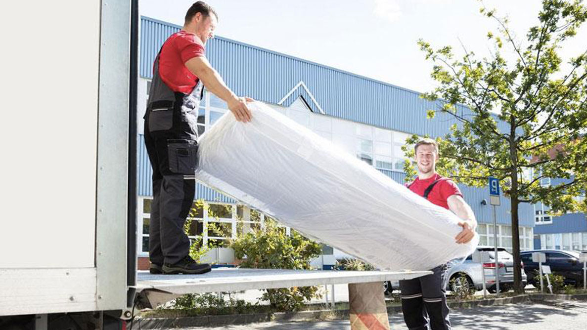 How to move mattress