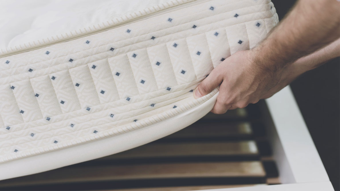 how to keep mattress from sliding