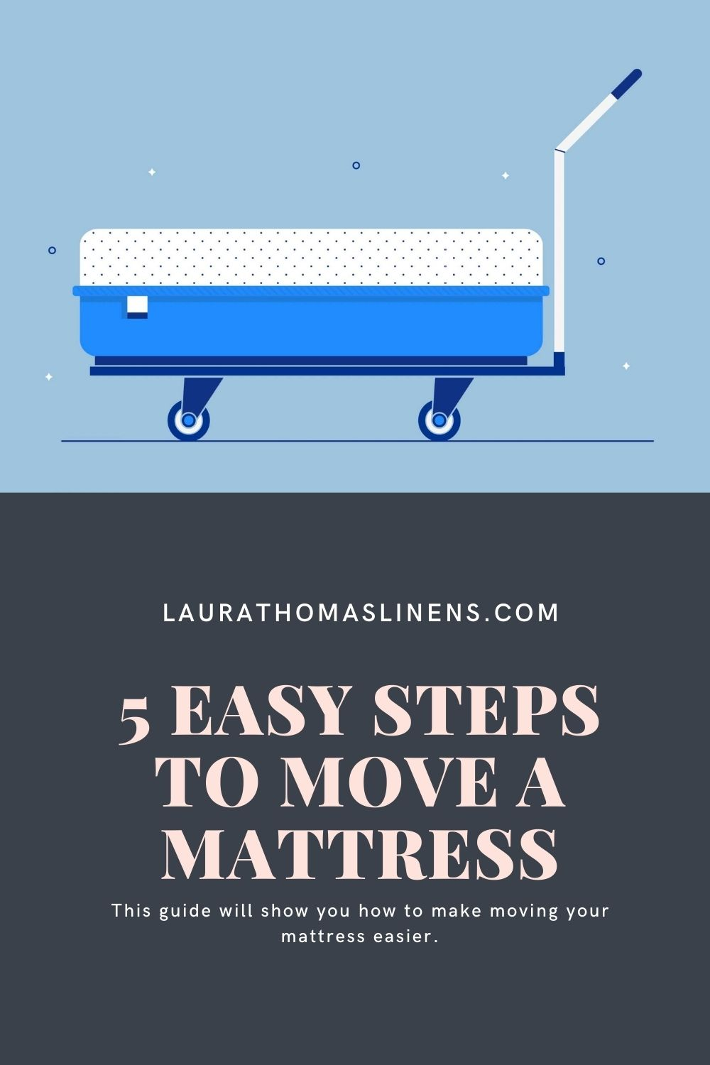how to move a mattress